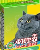 Добавка витаминно-минеральная для кошек Биофармтокс «Фитокальцевит»