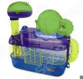 Клетка для грызунов с игровым комплексом Beeztees X-treme