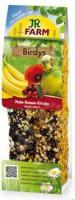 Лакомство для волнистых попугаев JR Farm 08461 с маком и бананом