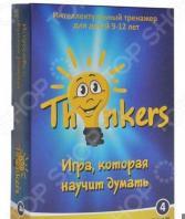Игра логическая Thinkers «Причина и следствие»