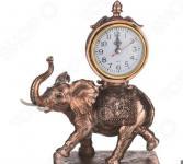 Часы настольные Lefard «Слон» 146-295