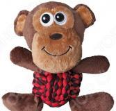 Игрушка для собак Kong Weave Knots «Обезьянка»