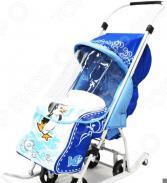 Санки-коляска «Сибирячок». В ассортименте
