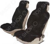 Комплект меховых накидок на сиденья Senator Country Premium