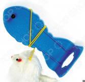Игрушка для кошек DEZZIE «Дверная мышь»