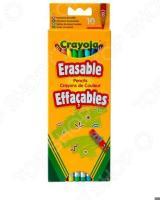 Набор цветных карандашей Crayola Erasable