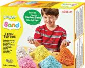 Набор для лепки из песка Doner Land Angel Sand 5-COLOR Pack