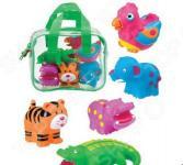 Игрушки для ванны ALEX «Джунгли»