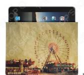 Чехол для iPad Mitya Veselkov «Колесо обозрения»