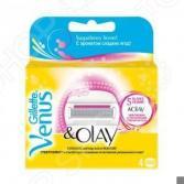 Сменные кассеты Gillette Venus&OLAY Sugarberry