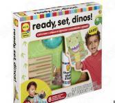 Набор для создания поделок Alex «Динозавры»