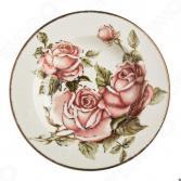Набор тарелок суповых Lefard «Корейская роза»