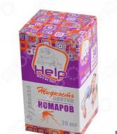 Жидкость от комаров без запаха инсектицидная HELP