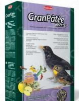 Корм для насекомоядных птиц Padovan GranPatee insectes с насекомыми