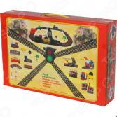 Набор железной дороги игрушечный Yako «Останови крушение!» 1724275