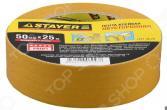 Лента клейкая Stayer Master 1221-50-25