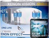Комплект автоламп галогенных ClearLight XenonVision H27 12V-55W. В ассортименте