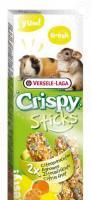 Лакомство для морских свинок и шиншилл Versele-Laga Crispy «Палочки с цитрусовыми»