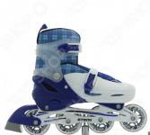 Детские роликовые коньки Atemi AJIS-12.06 Square. Цвет: синий