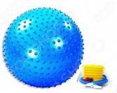 Мяч массажный Iron Body 1766EG-2. В ассортименте