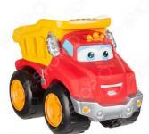 Машинка игрушечная Chuck & Friends «Чак» с желтыми вставками
