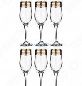 Набор фужеров для шампанского «Тулип кант»