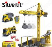 Набор радиоуправляемый Silverlit «Мега стройка»