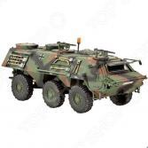 Сборная модель бронетранспортера Revell TPz 1 Fuchs A4