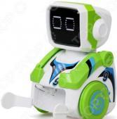 Игрушка радиоуправляемая Silverlit «Робот футболист Кикабот зеленый»