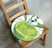 Подушка на стул IRIS Marca Marco 3004 круглая
