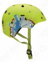 Шлем защитный GLOBBER Printed Junior