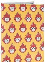 Обложка для автодокументов Mitya Veselkov «Много огненных обезьян»
