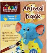 Набор для росписи керамики Avenir «Копилка: Слон»