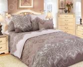 Комплект постельного белья Королевское Искушение «Полонез». Семейный