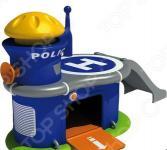 Игровой набор Mondo Motors «Полицейский участок с машинкой»