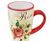 Кружка Miolla «Роза»