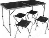 Набор для отдыха складной: стол и стулья Park CHO-150-E