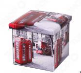 Пуф-короб для хранения Miolla Coin Box
