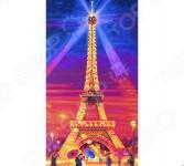 Набор для рисования по номерам Schipper «Эйфелева башня ночью»