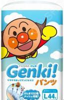 Трусики-подгузники Nepia Genki L (9-14 кг)