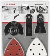 Набор насадок для универсального инструмента Bosch 2608661694