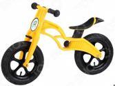 Беговел с надувными колесами Pop Bike Flash