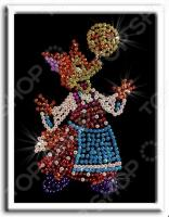 Мозаика из пайеток Волшебная мастерская «Лисичка»