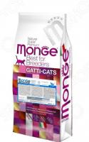 Корм сухой диетический для кошек Monge Natural Superpremium Urinary Cat
