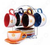 Чайный набор Wellberg 23605 WB