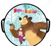 Ледянка круглая 1 Toy «Маша и Медведь»