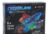 Конструктор-игрушка N-BRIX Crystaland «Мини Мотоцикл»
