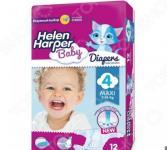 Подгузники Helen Harper Baby 4 Maxi (7-18 кг)