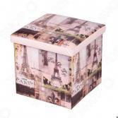 Пуф-короб для хранения Miolla Hotel De Lys