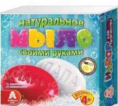 Набор для изготовления мыла Азбука тойс «Мама и Папа»